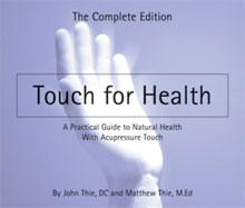 Touch for Health Book